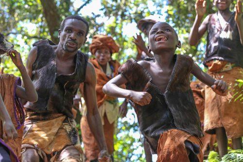 Batwa Native Culture experience on the uganda gorillas in the wild adventure