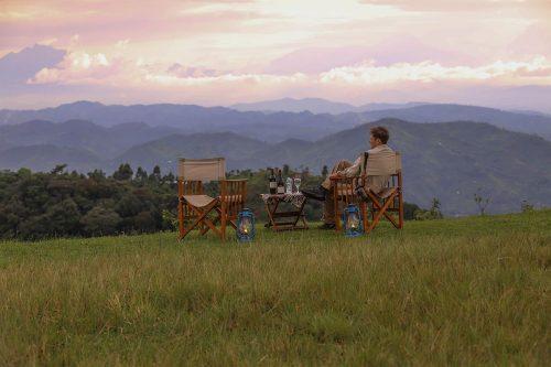 Honeymoon special vacation safari in Uganda