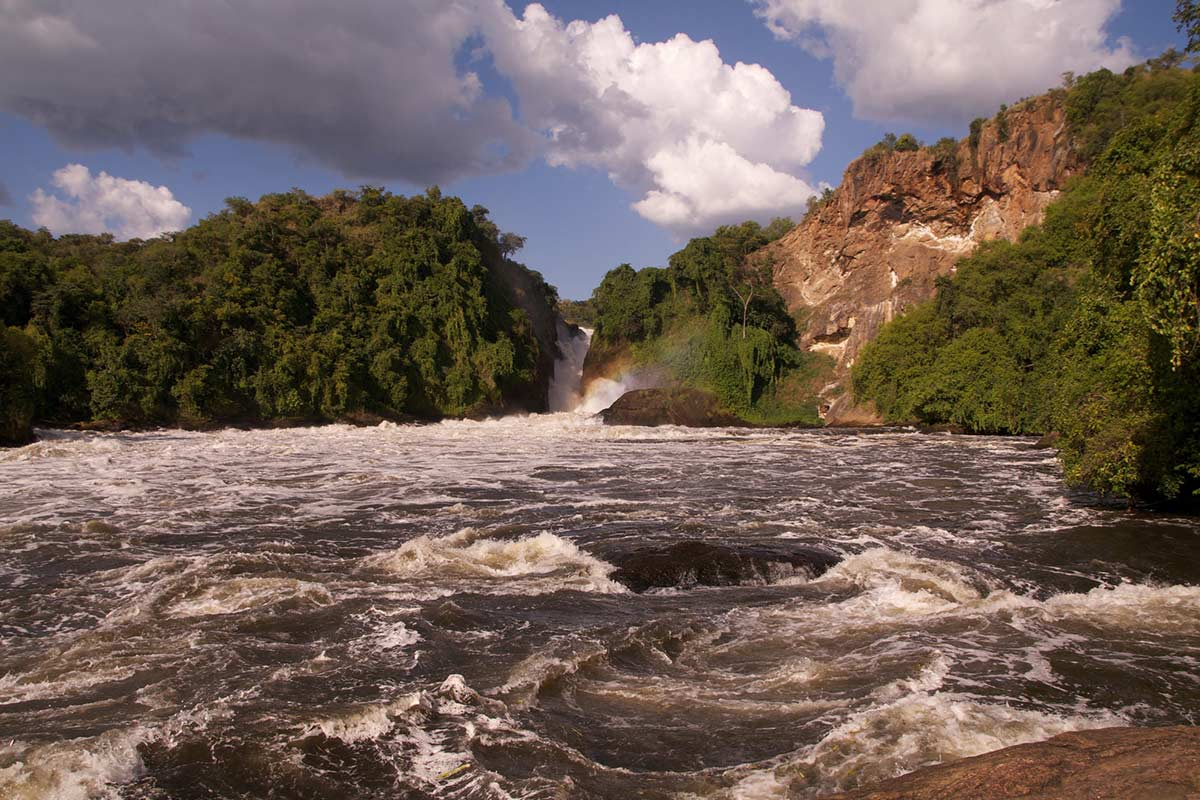 Murchison Falls, a popular Uganda Safari Destinations