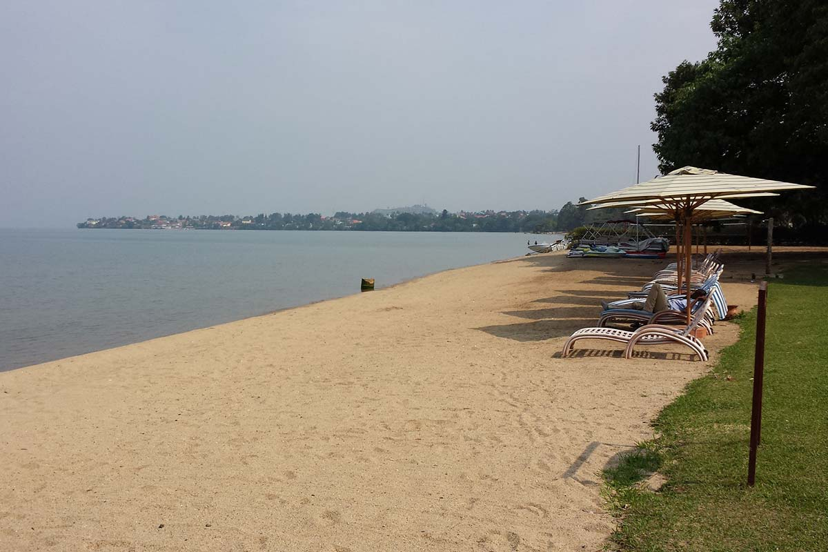 Lake Kivu Beaches for a getaway holiday
