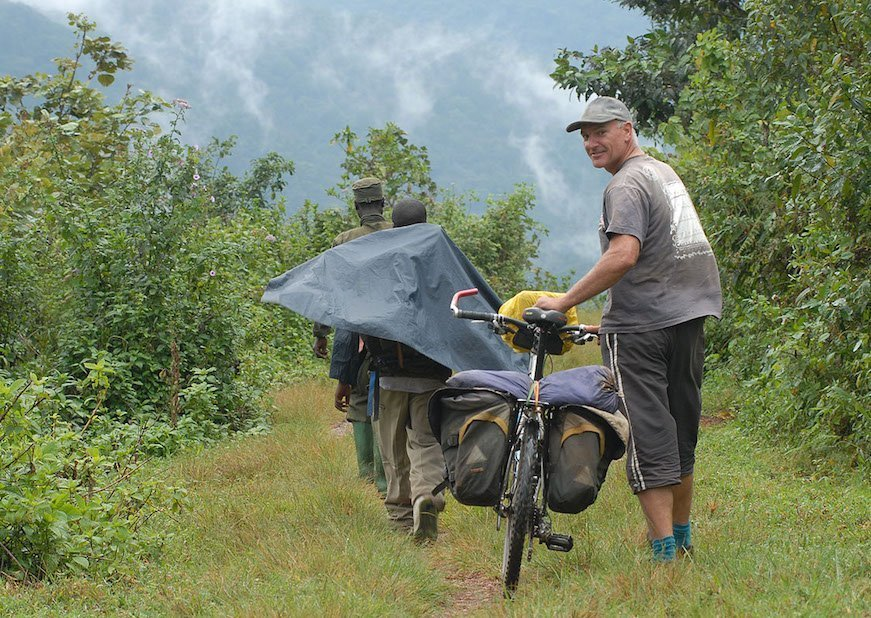 What to pack for gorilla tracking in Bwindi Impenetrable Forest NP