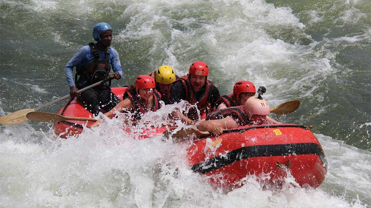 Africa Safair Adventure Activities you can do in Uganda