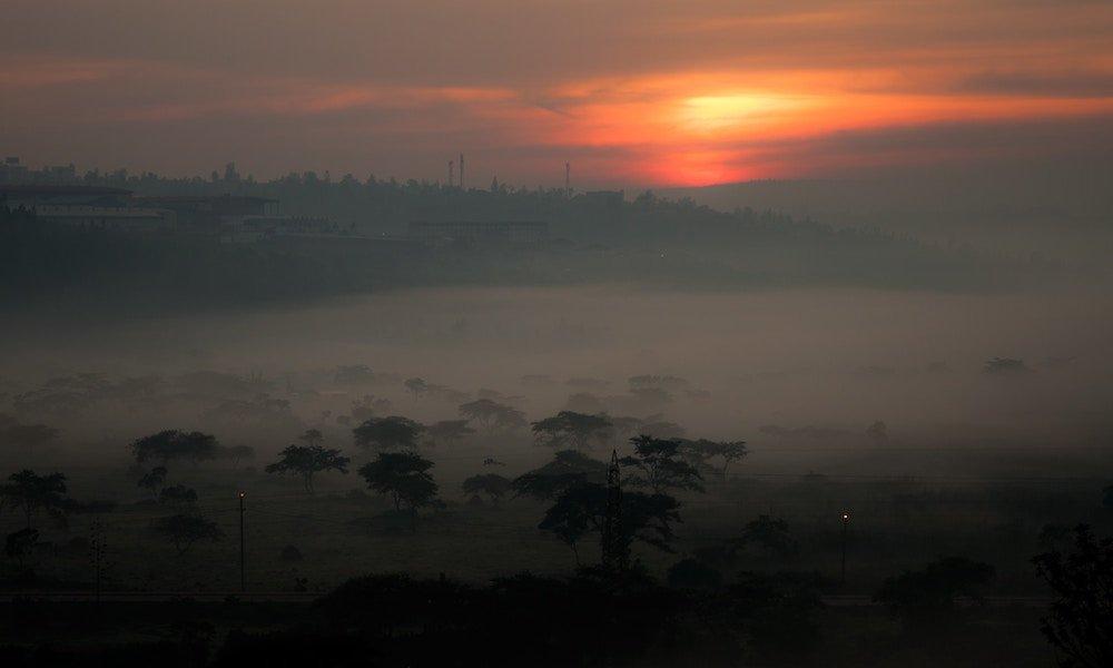 rwanda weather