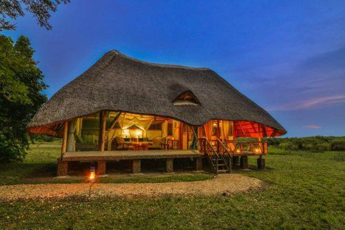 Honeymoon Safari at Bakers Lodge in Murchison Fall Uganda