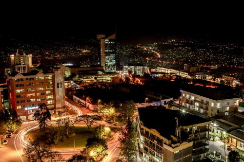 Travel to rwanda and visit kigali city