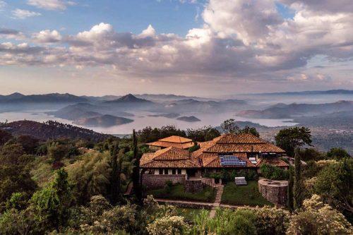 Virunga Lodge Rwanda Gorilla Safari
