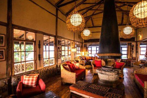 Virunga Gorilla Lodge