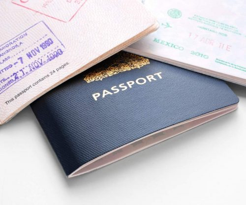Your passport