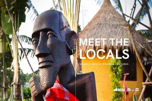 African Culture Safari, Meet The Locals