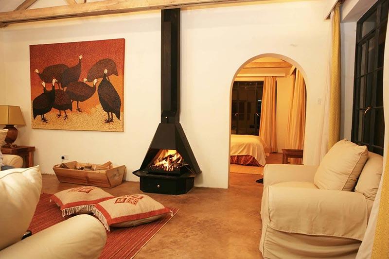 Clouds Mountain Gorilla Lodge, luxury high-end accommodation in Nkuringo Bwindi Impenetrable National Park