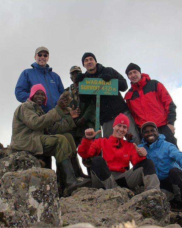 Mountaineering, Mountain climbing Safarai experiences
