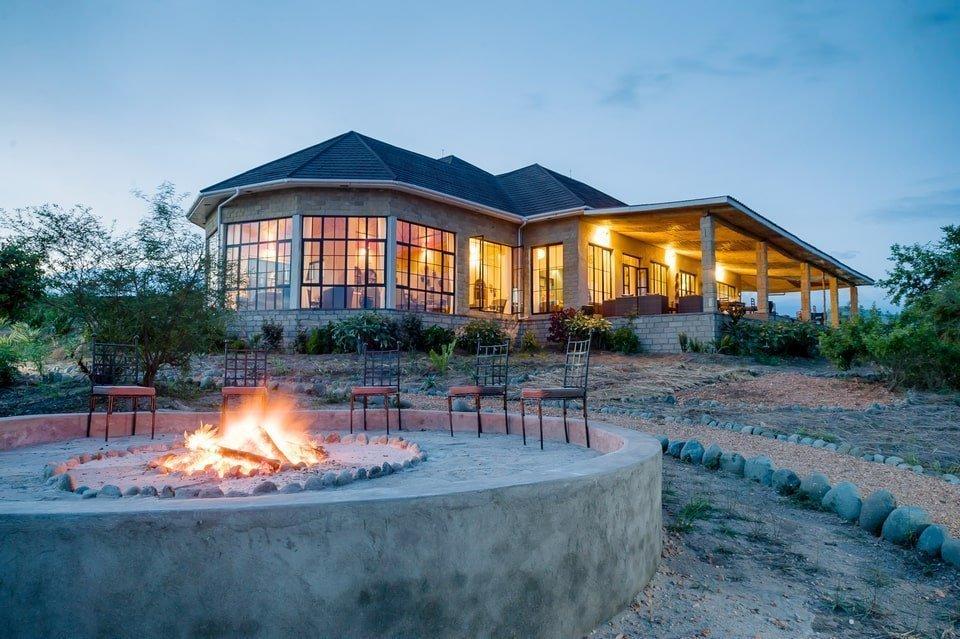 Elephant Plains Lodge accommodation in Queen Elizabeth National Park