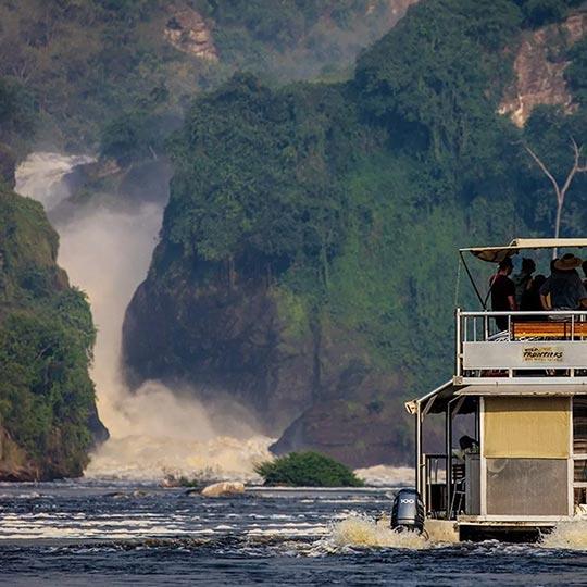 Murchison Falls National Park, Uganda safari top attraction